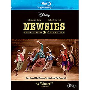 Newsies 20th Anniversary Blu-ray 7745055550391P