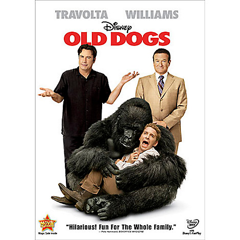 Old Dogs DVD