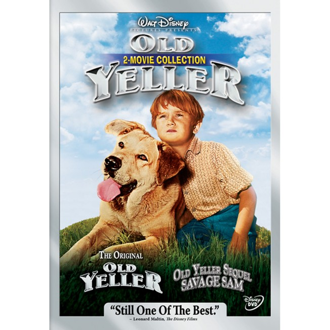 Old Yeller and Savage Sam – 2-Movie Collection DVD