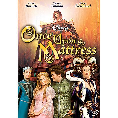 Once Upon a Mattress DVD