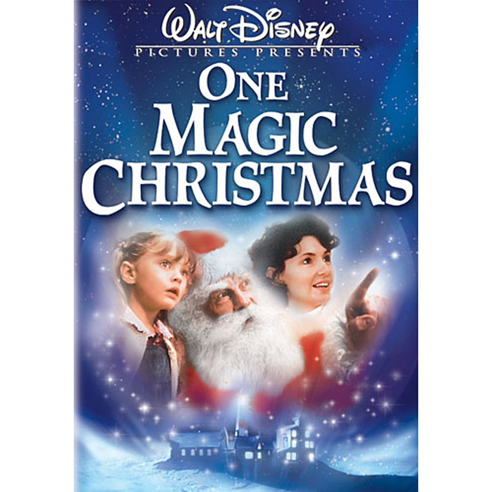 One Magic Christmas DVD Official shopDisney