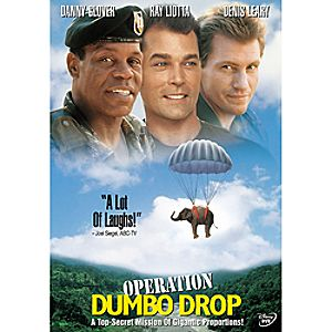 Operation Dumbo Drop DVD 7745055550405P