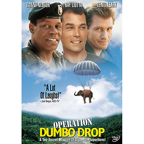 Operation Dumbo Drop DVD