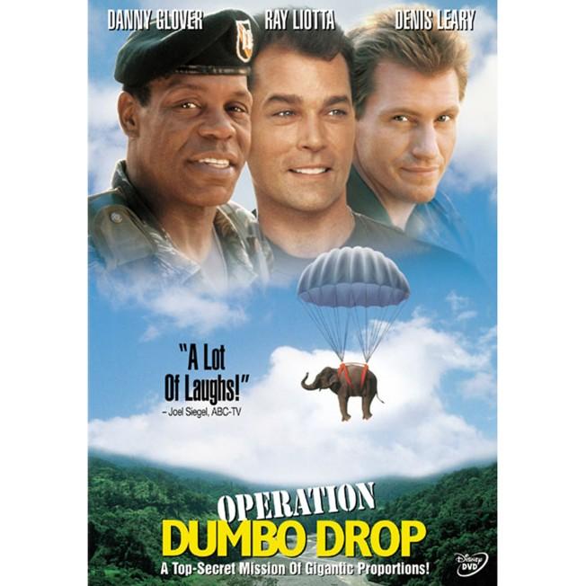 Operation Dumbo Drop DVD