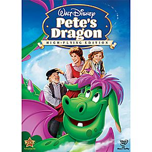 Pete's Dragon DVD 7745055550407P