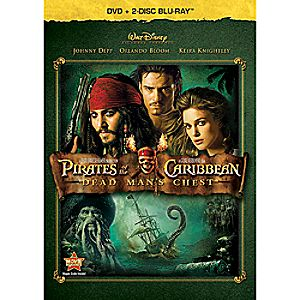 Pirates of the Caribbean: Dead Man's Chest - 3-Disc Set 7745055550412P