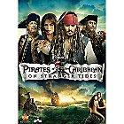 Pirates of the Caribbean: On Stranger Tides DVD