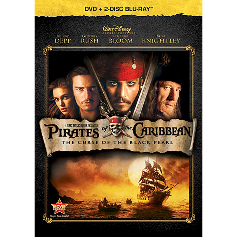 Pirates of the Caribbean: The Curse of the Black Pearl – 3-Disc Set