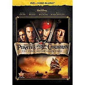 Pirates of the Caribbean: The Curse of the Black Pearl - 3-Disc Set 7745055550420P