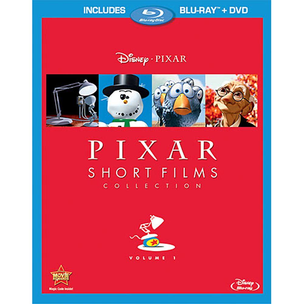Pixar Short Films Collection Volume 1 – 2-Disc Combo Pack