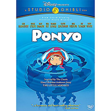 Ponyo - 2-Disc DVD