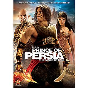 Prince of Persia: The Sands of Time DVD 7745055550436P