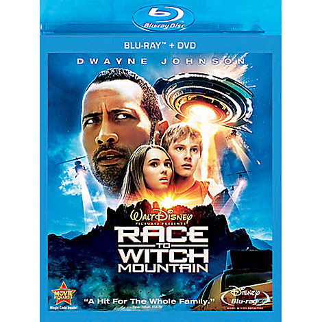 Race to Witch Mountain - Blu-Ray + DVD Combo Pack
