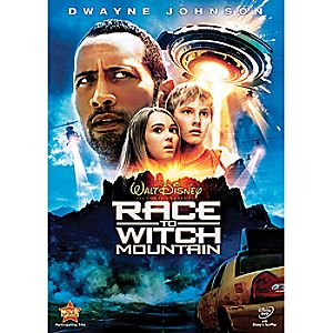 Race to Witch Mountain DVD 7745055550443P