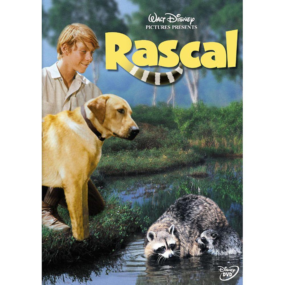 Rascal DVD Official shopDisney