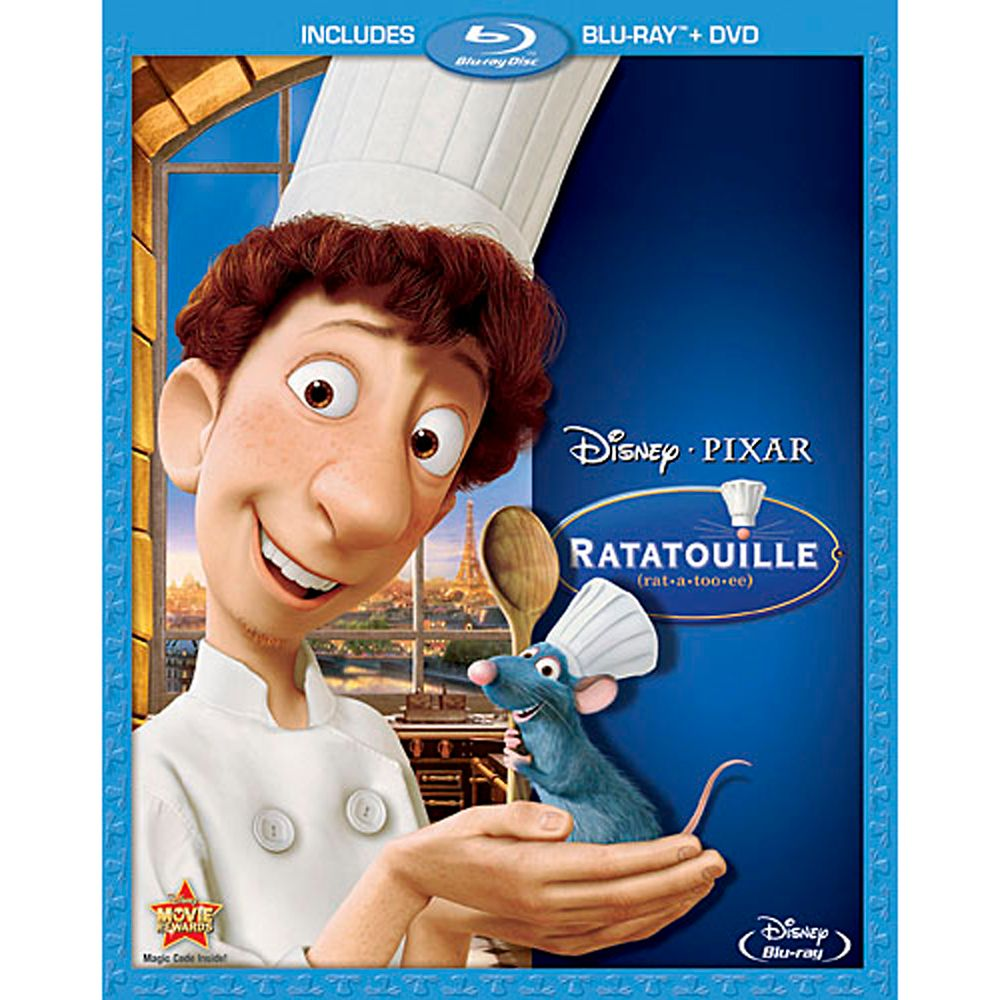 Ratatouille – 2-Disc Combo Pack