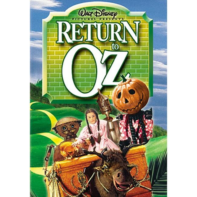 Return to Oz DVD