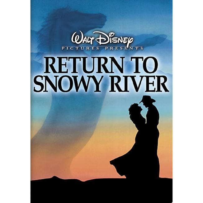 Return to Snowy River DVD