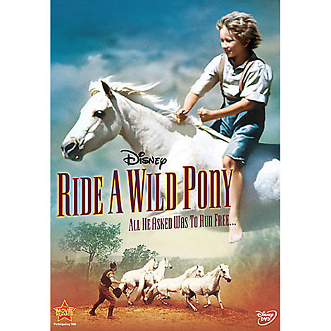 Ride a Wild Pony DVD
