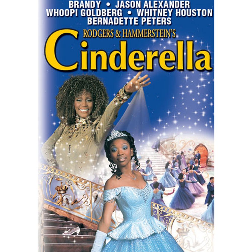 Rodgers and Hammerstein's Cinderella DVD