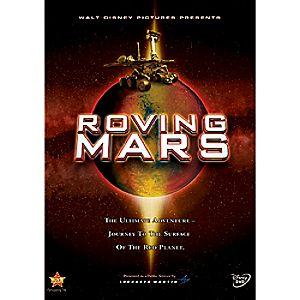 Roving Mars DVD 7745055550460P