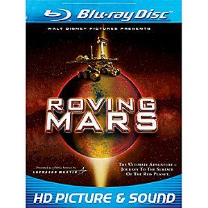 Roving Mars - Blu-ray 7745055550461P