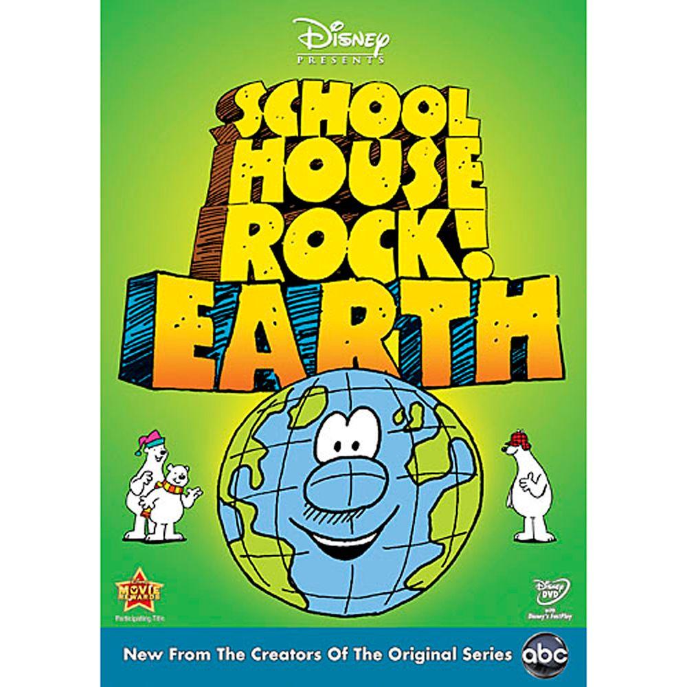 Schoolhouse Rock! Earth DVD