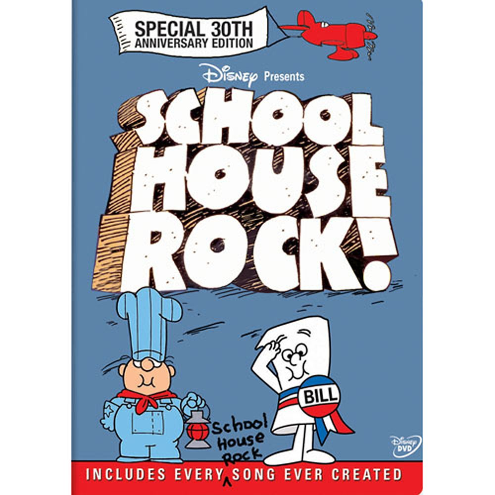 Schoolhouse Rock DVD Official shopDisney
