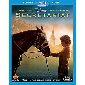 Secretariat - Blu-ray + DVD Combo Pack 7745055550476P