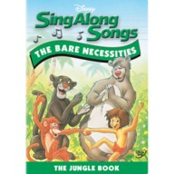 Sing Along Songs: The Bare Necessities DVD