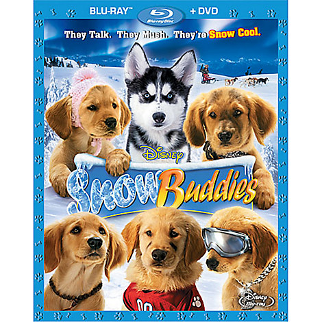 Snow Buddies - 2-Disc Combo Pack