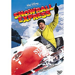 Snowball Express DVD