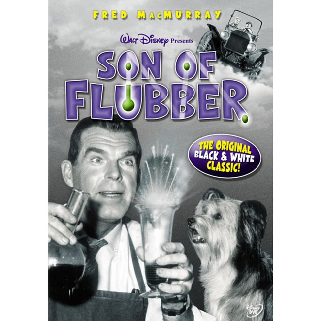 Son of Flubber DVD