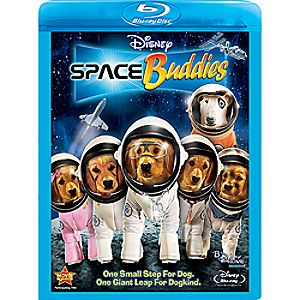 Space Buddies - Blu-ray 7745055550497P
