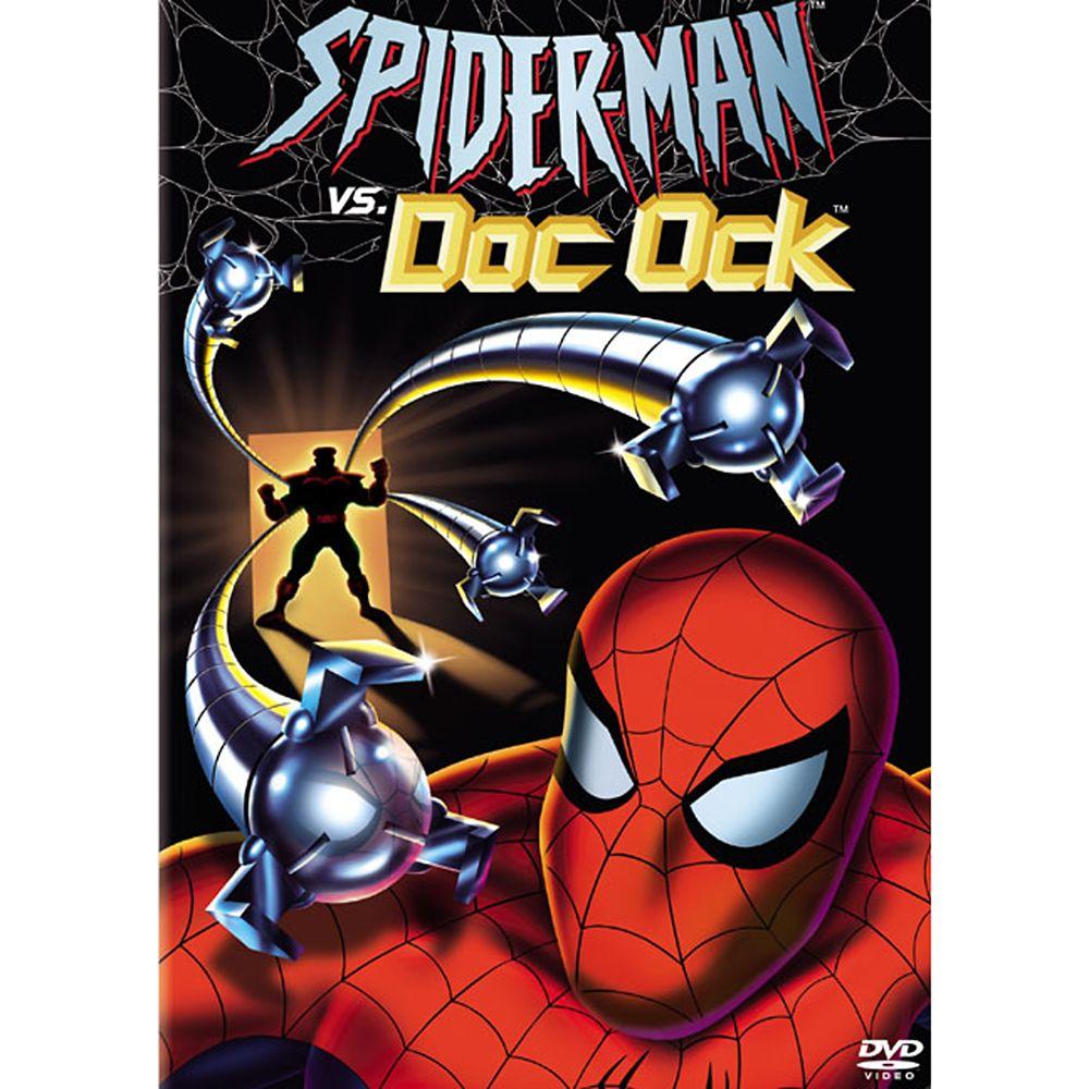 Spider-Man vs. Doc Ock DVD