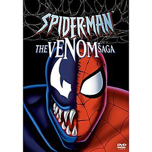 Spider-Man: The Venom Saga DVD