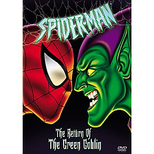 Spider-Man: The Return of the Green Goblin DVD 7745055550501P
