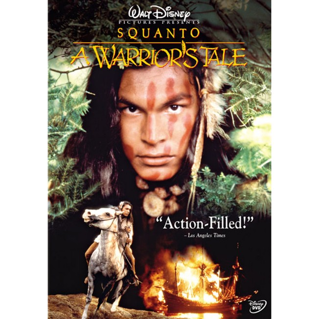 Squanto: A Warrior's Tale DVD