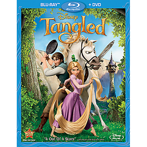 Tangled - 2-Disc Combo Pack