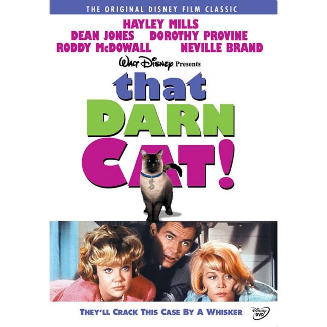 That Darn Cat! (1965) DVD