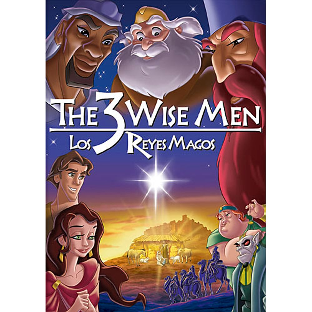 The 3 Wise Men DVD
