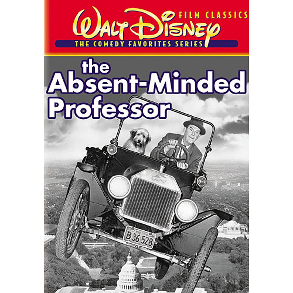 The Absent-Minded Professor DVD Official shopDisney