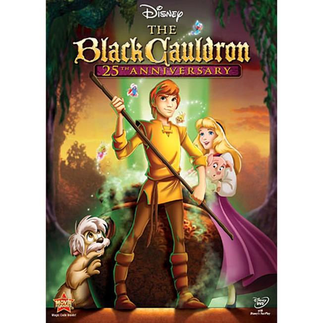 The Black Cauldron DVD