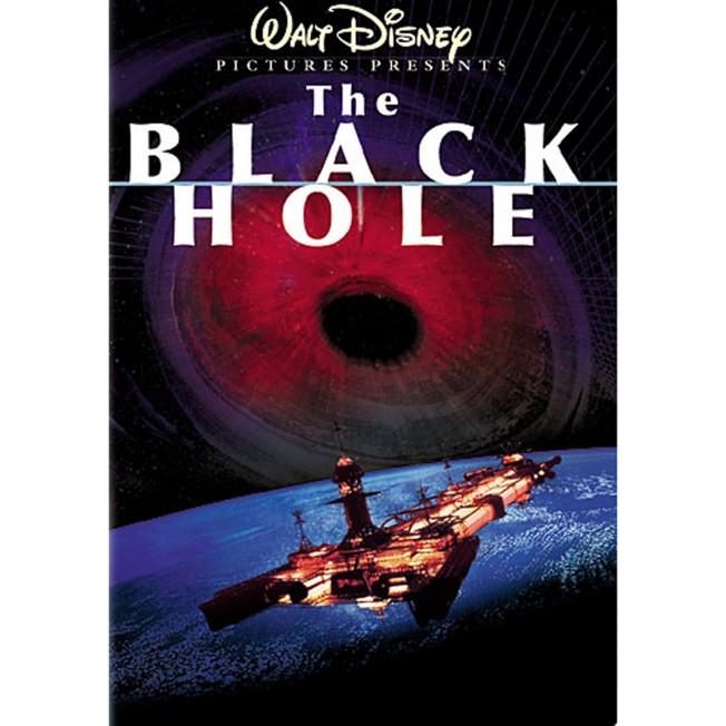 The Black Hole DVD