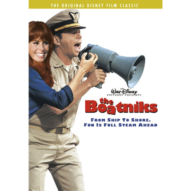The Boatniks DVD