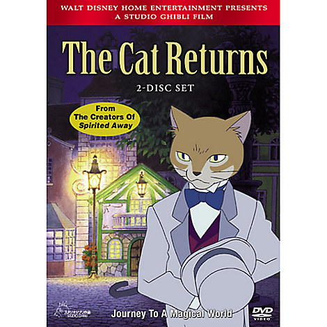 The Cat Returns DVD