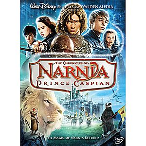 The Chronicles of Narnia: Prince Caspian DVD 7745055550553P