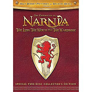 The Chronicles of Narnia: The Lion, the Witch and the Wardrobe 2-Disc DVD 7745055550555P