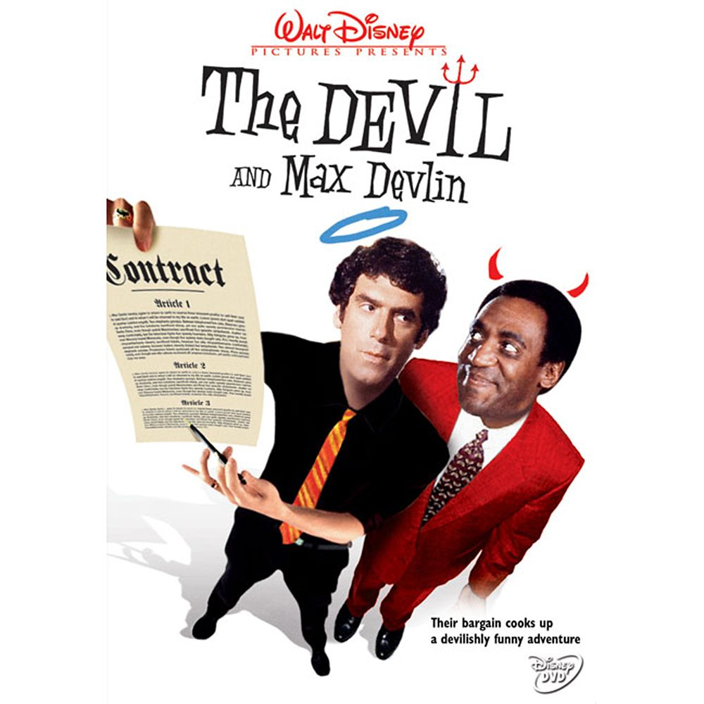 The Devil and Max Devlin DVD Official shopDisney