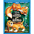 The Fox and the Hound/The Fox and the Hound II - 3-Disc Blu-ray and DVD Set